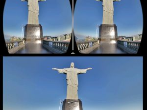 Travel to the Olympics with Street View Trusted and Google Cardboard