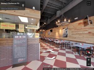 Restaurant Virtual Tour - REbranding 360