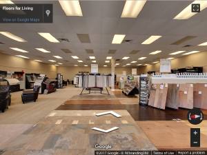 Showroom Virtual Tour - REbranding 360