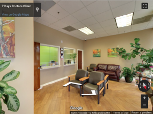 Doctors Office Google Virtual Tour