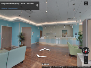 Google Virtual Tours McAllen TX - REbranding 360