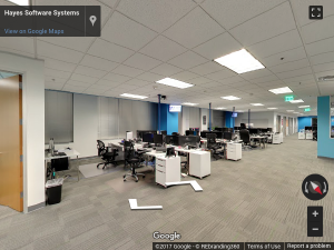 Office Virtual Tour - REbranding 360