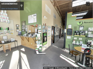 Advanced Nutrition Virtual Tour