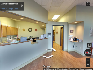 Advanced Pain Care Cedar Park Virtual Tour