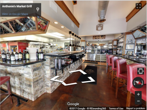 Anthonie's Grill Virtual Tour