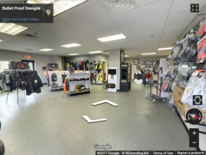 Bullet Proof Designs Virtual Tour