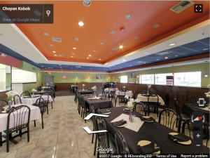 Chopan Kabob Virtual Tour