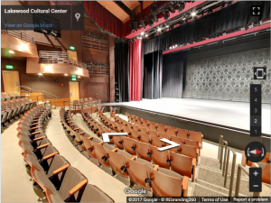Lakewood Cultural Center Virtual Tour