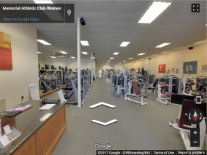 Memorial Athletic Club Virtual Tour