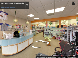 Oats & Ivy Resale Virtual Tour