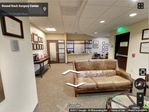 Round Rock Surgery Center Virtual Tour