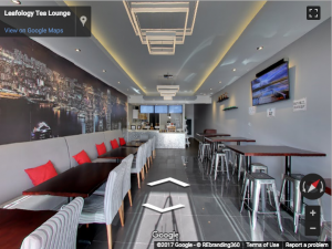 Leafology Tea Lounge Google Virtual Tour