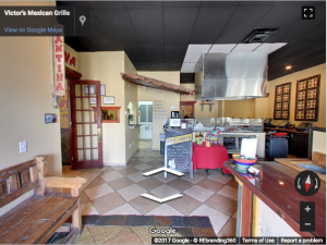 Victor's Mexican Grille: Fulshear Google Virtual Tour