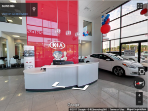 Sons Kia Virtual Tour
