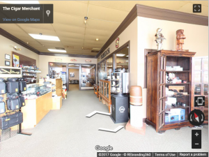 The Cigar Merchant Virtual Tour