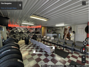 Tire Bargains Virtual Tour