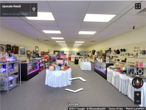 Upscale Retail Virtual Tour