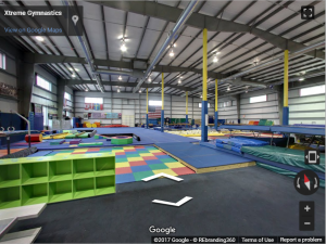 Xtreme Gymnastics Virtual Tour