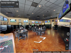 Sammy's Sports Grill Virtual Tour