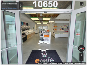 Ecafe Coffee Houst Virtual Tour