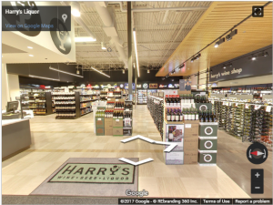 Harry's Liquor Virtual Tour