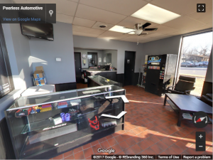 Peerless Automotive Virtual Tour