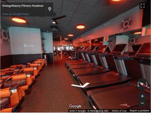 Orange Theory Fitness Virtual Tour