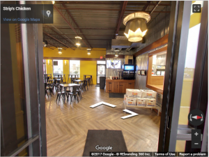 Strip's Chicken Virtual Tour