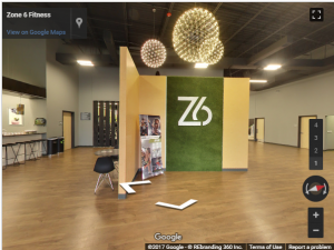 Zone 6 Fitness Virtual Tour