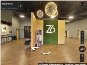 Zone 6 Fitness Virtual Tour