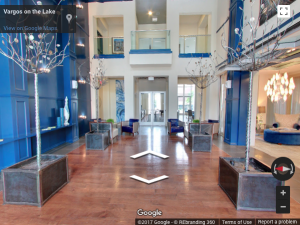 Vargos on the Lake Google Virtual Tour