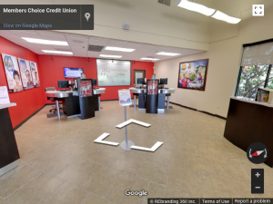 Members Choice Credit Union Google Virtual Tour