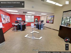 Members Choice Credit Union Google Virtual Tour