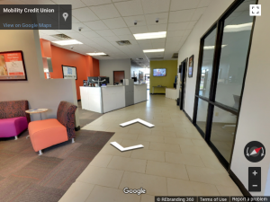 Mobility Credit Union Virtual Tour