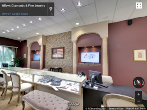 Wiley's Diamonds Google Virtual Tour