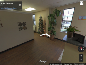 A&A Plumbing Google Virtual Tour