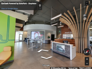 EchoPark Automotive Virtual Tour