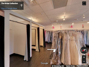 Bridal Collection Virtual Tour